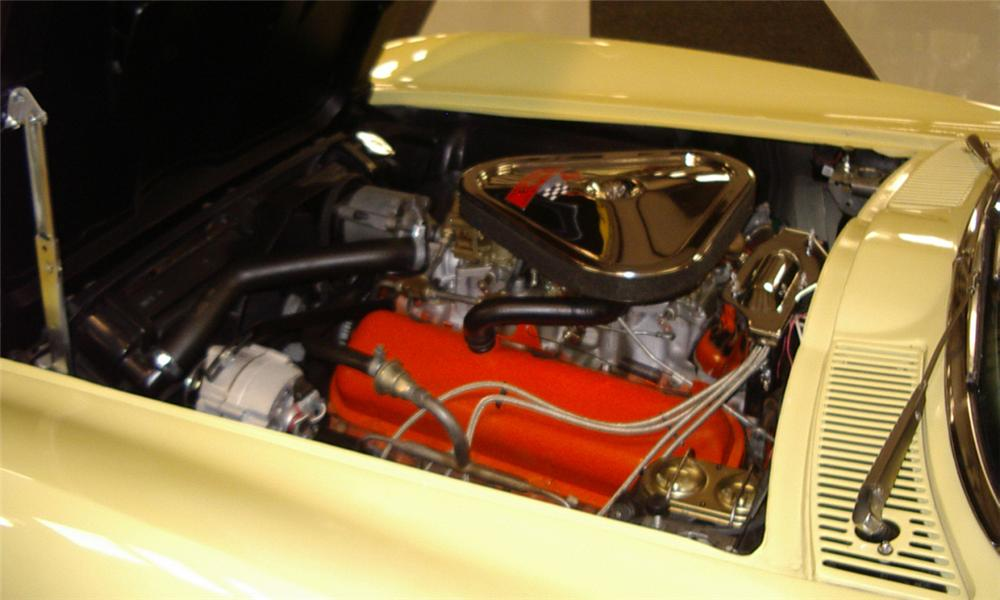 1967 CHEVROLET CORVETTE 427/435 COUPE - Engine - 21507