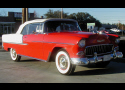 1955 CHEVROLET BEL AIR CONVERTIBLE -  - 21518