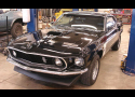 1969 FORD MUSTANG 302 BOSS RE-CREATION -  - 21529