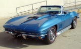 1967 CHEVROLET CORVETTE 427/435 CONVERTIBLE -  - 21534