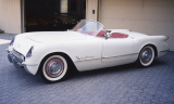 1955 CHEVROLET CORVETTE CONVERTIBLE -  - 21547