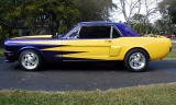 1966 FORD MUSTANG COUPE -  - 21550
