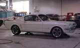 1965 FORD MUSTANG CUSTOM FASTBACK -  - 21570