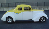 1937 FORD STREET ROD COUPE -  - 21575