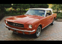 1965 FORD MUSTANG CONVERTIBLE -  - 21585
