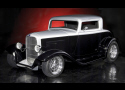 1932 FORD CUSTOM 3 WINDOW COUPE -  - 21600