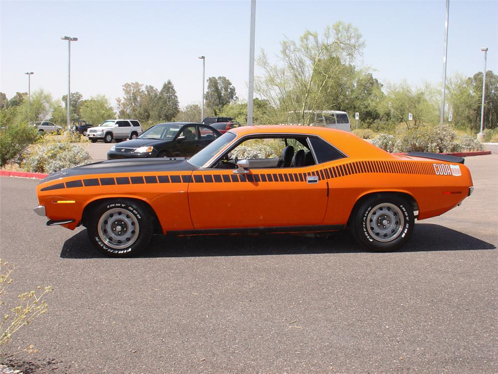 1970 plymouth barracuda aar cuda clone   21633
