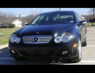 2005 MERCEDES-BENZ 230C SPORT COUPE -  - 21644