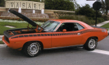 1970 PLYMOUTH CUDA AAR 2 DOOR HARDTOP -  - 21648