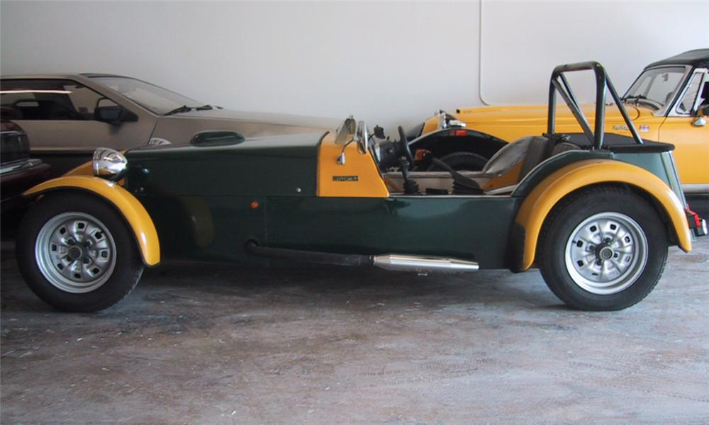 1970 LOTUS SEVEN RE-CREATION - Front 3/4 - 21658