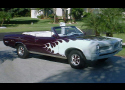 1966 PONTIAC LEMANS CUSTOM CONVERTIBLE -  - 21661