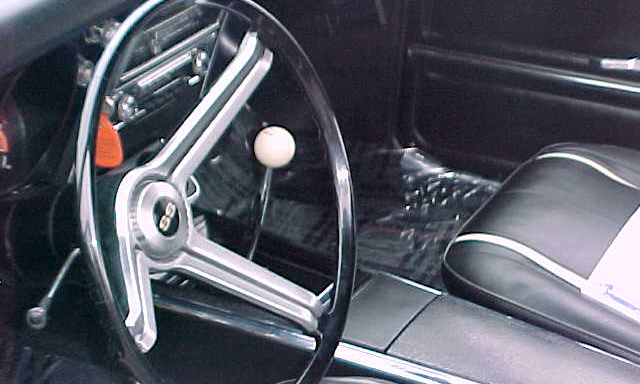 1967 CHEVROLET CAMARO RS/SS COUPE - Interior - 21666