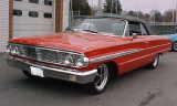 1964 FORD GALAXIE CUSTOM CONVERTIBLE -  - 21667