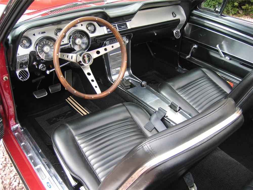 1967 ford mustang convertible 21674. Black Bedroom Furniture Sets. Home Design Ideas