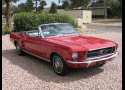 1967 FORD MUSTANG CONVERTIBLE -  - 21674