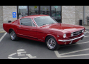"""1966 FORD MUSTANG GT """"K"""" CODE FASTBACK -  - 21676"""
