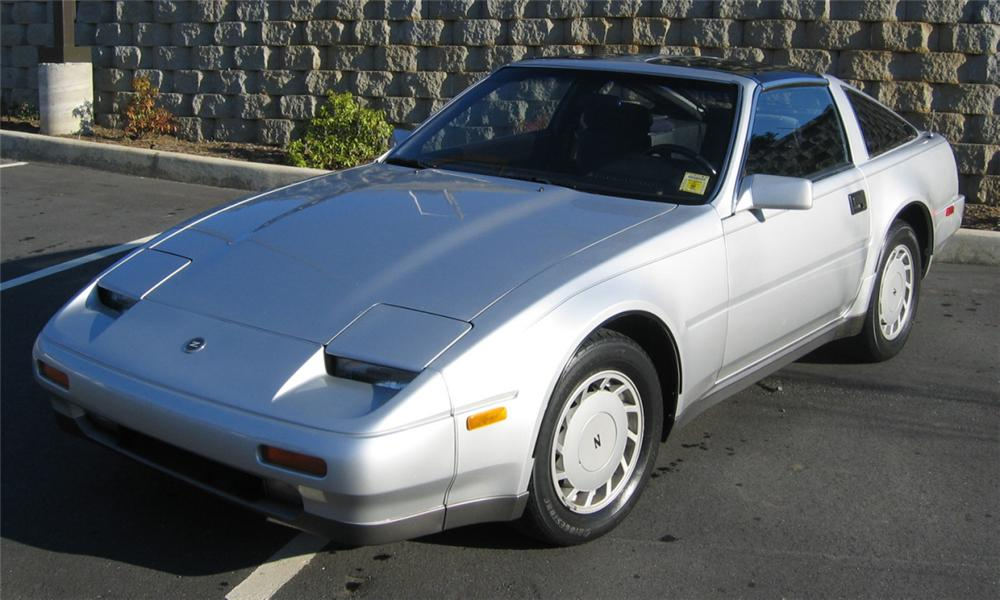1988 NISSAN COUPE - Front 3/4 - 21680
