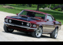1969 FORD MUSTANG MACH 1 FASTBACK -  - 21681