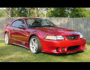1999 FORD SALEEN MUSTANG COUPE -  - 21689