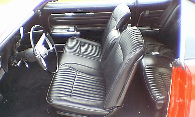 1966 OLDSMOBILE TORONADO 2 DOOR - Interior - 21701