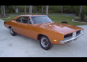 1969 DODGE CHARGER R/T 2 DOOR HARDTOP -  - 21705