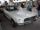 1967 FORD MUSTANG CONVERTIBLE -  - 21734