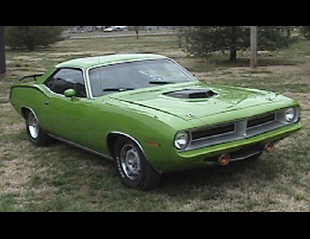 1970 PLYMOUTH 2 DOOR 440 RE-CREATION -  - 21741