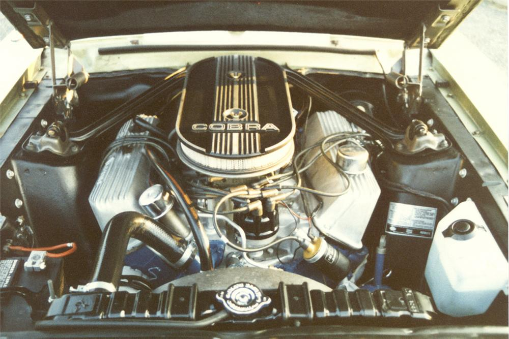 1967 SHELBY GT500 FASTBACK - Engine - 21775