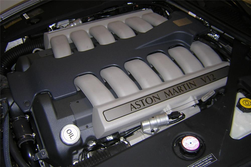 2003 ASTON MARTIN AR1 ROADSTER - Engine - 21790