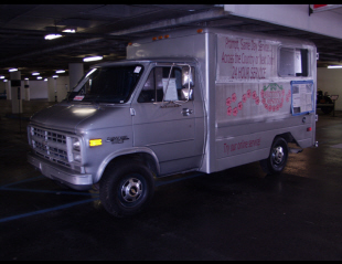 1986 CHEVROLET G30 NASH BRIDGES TV VAN -  - 21791