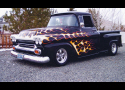 1958 CHEVROLET C-1 CUSTOM PICKUP -  - 21806
