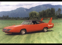 1970 PLYMOUTH SUPERBIRD COUPE -  - 21908
