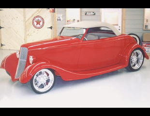 1933 FORD ROADSTER -  - 21925