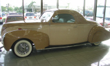 1938 LINCOLN ZEPHYR COUPE -  - 21932