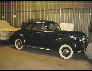 1940 CHEVROLET COUPE -  - 21935