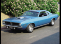 1970 PLYMOUTH COUPE -  - 21943