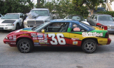 1989 PONTIAC SKITTLES NASCAR RE-CREATION -  - 21950