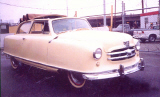 1950 NASH RAMBLER CONVERTIBLE -  - 21953