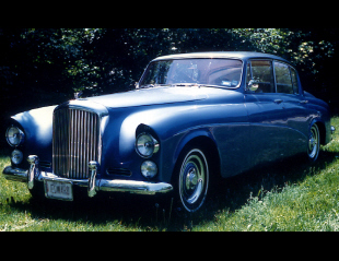 1959 BENTLEY ZER-GREEN 4 DOOR SEDAN -  - 21955