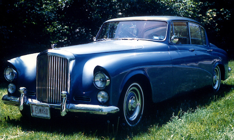 1959 BENTLEY ZER-GREEN 4 DOOR SEDAN - Front 3/4 - 21955