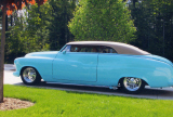 1950 MERCURY CONVERTIBLE COUPE -  - 21959