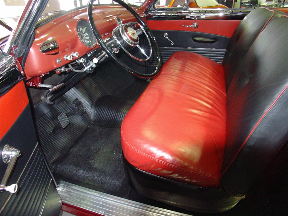 1950 ford custom deluxe convertible 21965. Black Bedroom Furniture Sets. Home Design Ideas