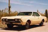 1967 OLDSMOBILE 442 2 DOOR HARDTOP -  - 21971