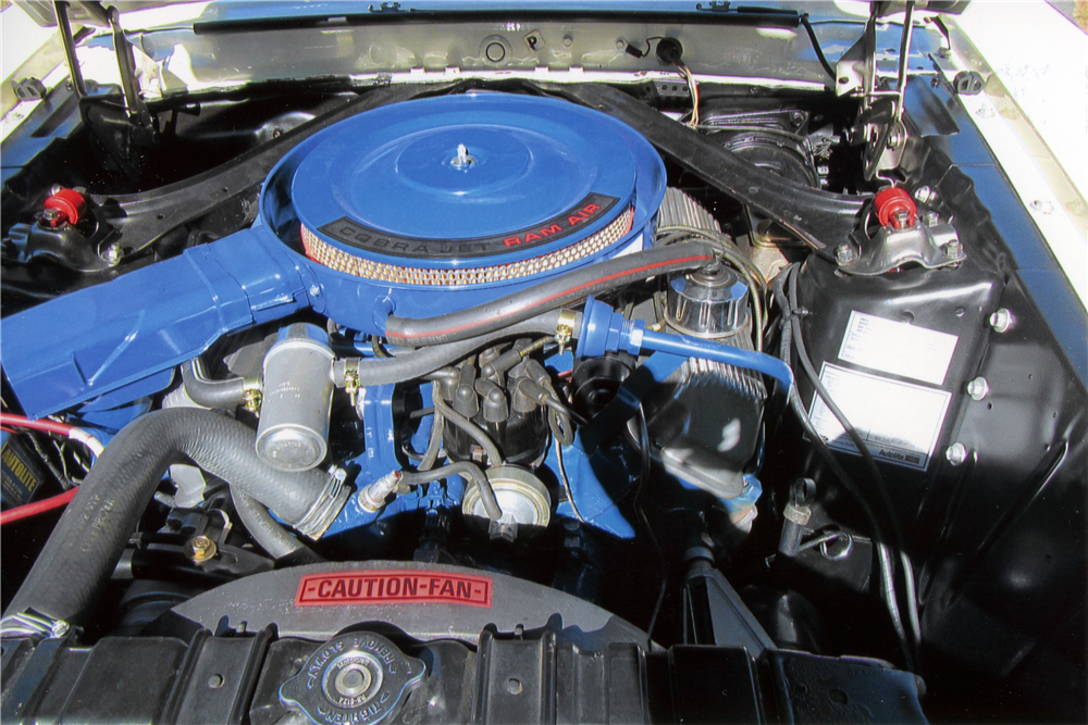 1970 SHELBY GT500 - Engine - 219719