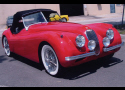 1954 JAGUAR XK 120 SE CONVERTIBLE -  - 21977