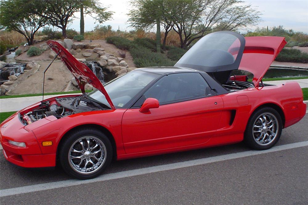 1991 ACURA NSX COUPE - 22002