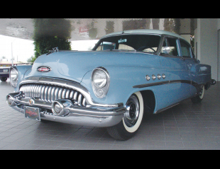 1953 BUICK ROADMASTER 4 DOOR SEDAN -  - 22005