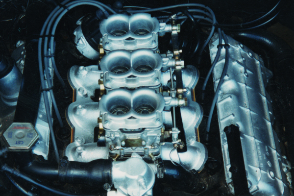 1985 RENAULT COUPE - Engine - 22012