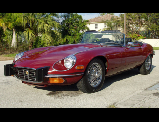 1974 JAGUAR XKE SERIES III ROADSTER -  - 22013