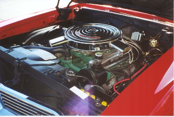 1965 BUICK SKYLARK GS UNKNOWN - Engine - 22084